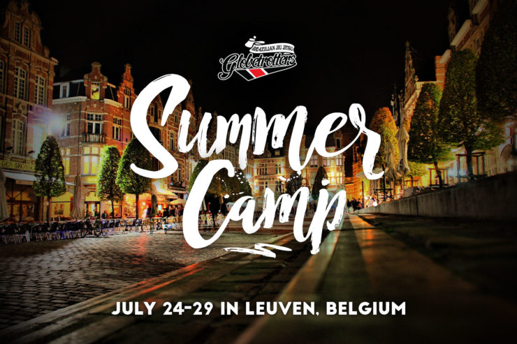 BJJ Globetrotters Summer Camp