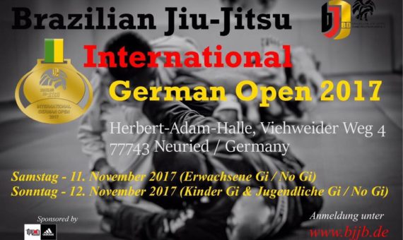 International German Open 2017