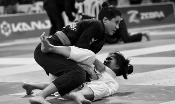 BJJ Workshop/Seminar mit Margot Ciccarelli